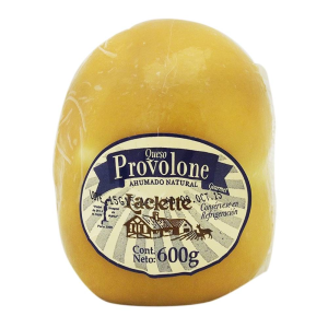 queso provolone laclette ahumado natural 600 g