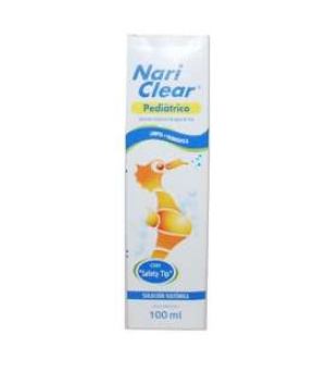 NARI CLEAR SPR.NAS.UD 100 ML x 1 (PAED)