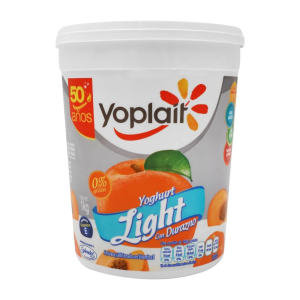 yoplait yoghurt batido light 1 kg bot durazno