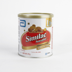 Leche Similac Sensitive Sin Lactosa 365 G