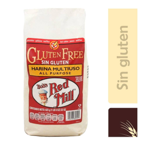harina multiuso bobs red mill sin gluten 623 g