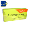 Atorvastatina 20 Mg. Oral 20 Tabletas