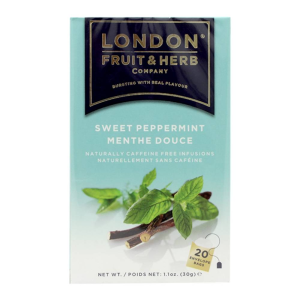 té london fruit and herb sabor menta dulce 30 g