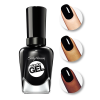 esmalte de uñas sally hansen miracle gel 460 blacky o 147 ml