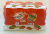 Yoghurt bebible Yoplait Mini con fresa 8 pzas 100 g c/u