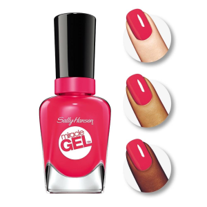 esmalte de uñas sally hansen miracle gel 220 pink tank 147 ml