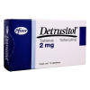 Detrusitol tabletas 14 pzas de 2 mg c/u