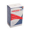 Amoxil 12H 400 mg/ 5 mL Suspensiòn Caja con Frasco Con 50 mL RX2