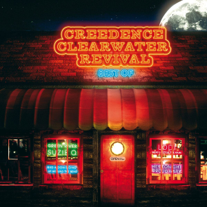 CD Creedence Clearwater Revival- The Best Of Creedence