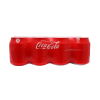 Refresco Coca Cola mini 8 latas de 235 ml c/u