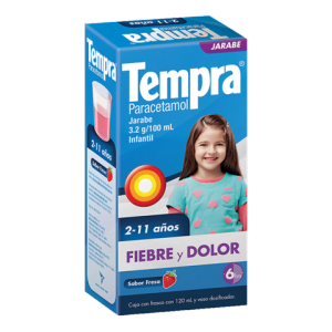 TEMPRA JBE 120 MG 120 ML x 1 (/5ML)
