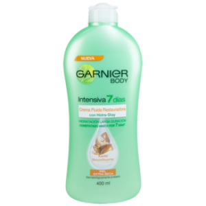 GARNIER BODY 7DIAS CRA IN.KARIT 400ML x 1