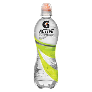 Gatorade active water sabor natural limón 500 ml