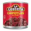 chiles chipotles la costeña adobados 380 g