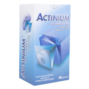 actinium 300 mg 5 ml oral 120 ml suspension