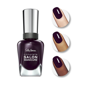 esmalte de uñas sally hansen complete salon manicure pat on the black 147 ml