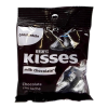 chocolate hershyes kisses leche caja 36
