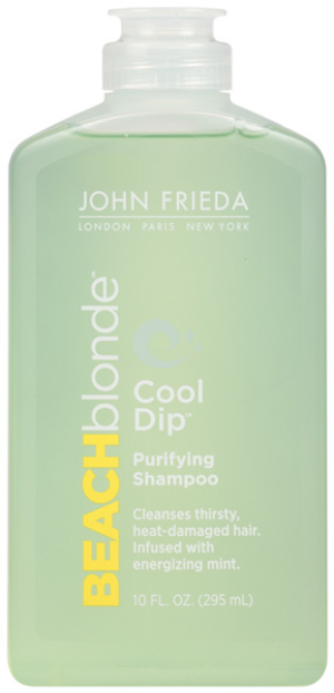 shampoo john frieda beach blonde cool dip 295 ml