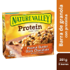 barras nature valley protein chispas de chocolate 5 u de 402 g u