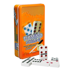 Domino Novelty Doble Seis D-581
