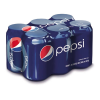 Refresco Pepsi 6 latas de 355 ml c/u