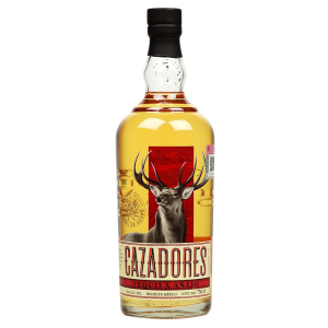 Cazadores Tequila Añejo 750 Ml Botell