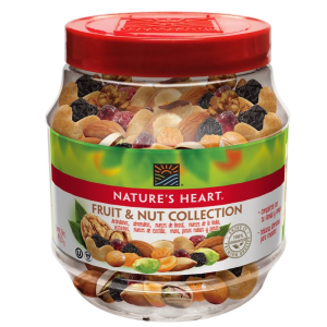 Mix de semillas Terrafertil Natures Heart fruit and nut collection 450 g