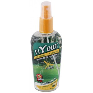 Fly Out Repelente Spry Sol C/265Ml