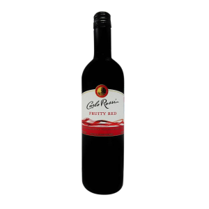 vino tinto carlo rossi fruity red 750 ml