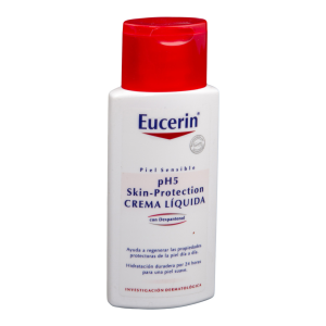 Eucerin   Crema Corporal pH5  125ml