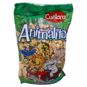 Galletas Cuétara Animalitos 800 Gr