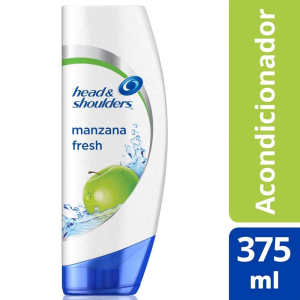 Acondicionador Head & Shoulders control caspa manzana fresh 375 ml