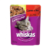alimento para gato whiskas fillets res adulto 85 g