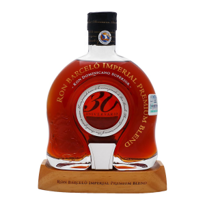 ron imperial barcelo aniversario 750 ml botell