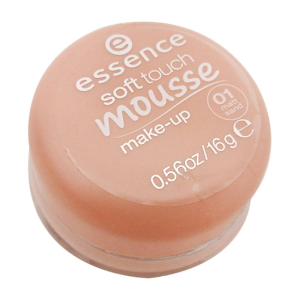 maquillaje essence en mousse soft touch 01 matt sand 16 g