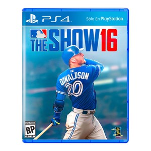Vjgo MLB The Show 16 PS4 Play Station