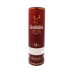 whisky glenfiddich 15 anos 750 ml ec