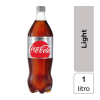 refresco coca cola light botella de 1 l