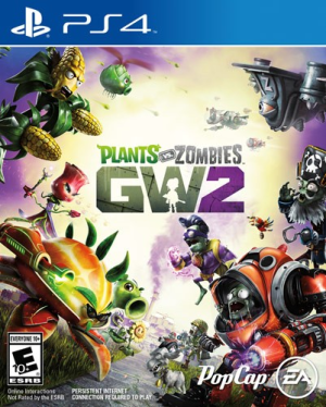 Plants Vs Zombies Garden Warfare 2 Electronic Arts PS4