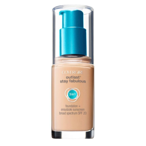 base de maquillaje covergirl outlast 850 creamy beige 30 ml