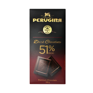 BARRA DE CHOCOLATE OBSCURO  51%