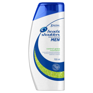 Shampoo Head & Shoulders Oil Ctrl 700 Ml 700 Mililitro
