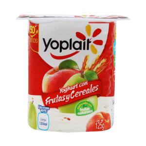 Yoplait Yogurt Batido Fruta Cereal 125 Gr Pz