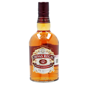 whisky chivas regal 12 años escocés 750 ml