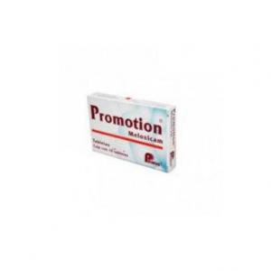 Promotion 7.5 Mg. Oral 14 Tabletas
