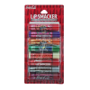 brillo labial lip smacker coca cola surtido 8 uas