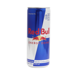 bebida energética red bull energy drink 250 ml