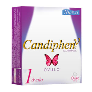 CANDIPHEN-V OVULO