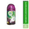 repuesto de aromatizante ambiental air wick touch of luxury lirios de luna y seda 175 g