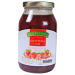 Mermelada Fresa Valley Foods 480 Gr Fsc